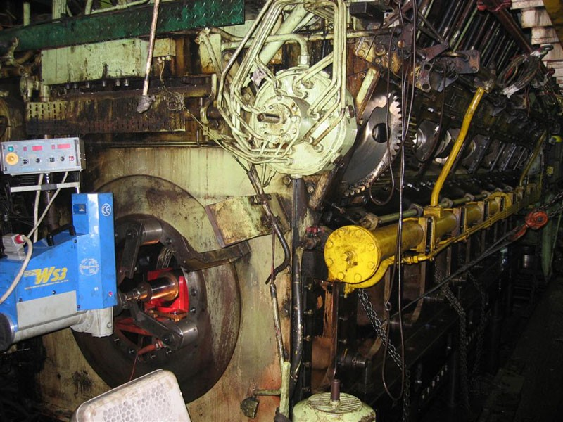 On-board Ship Repair
